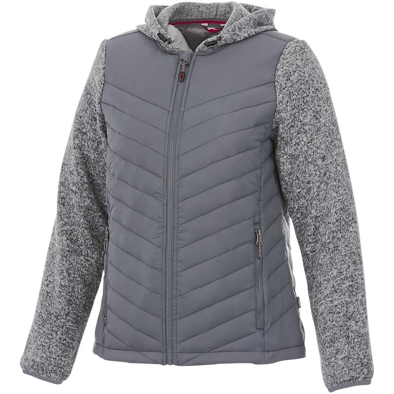 Hutch geïsoleerde hybride dames jas
