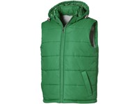 Mixed Doubles geïsoleerde heren bodywarmer