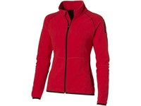 Drop Shot fleece dames jack met ritssluiting