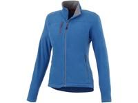 Pitch fleece dames jas met ritssluiting