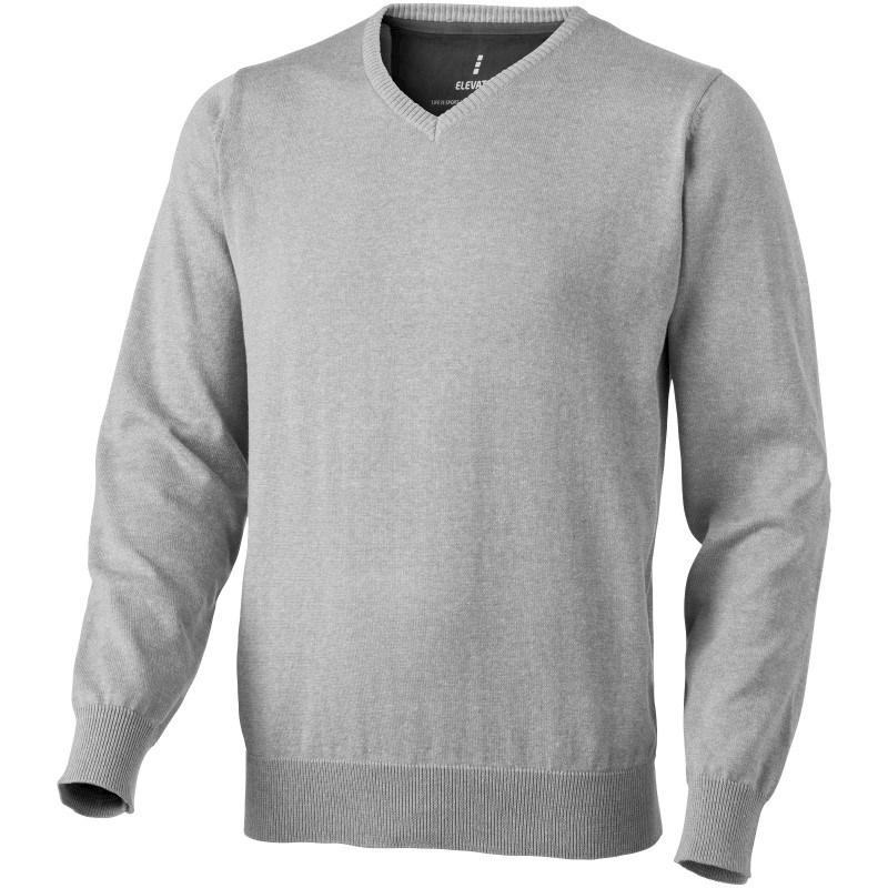 Spruce heren pullover met V-hals