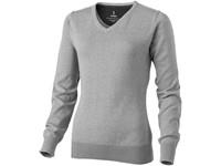 Spruce dames pullover met V-hals