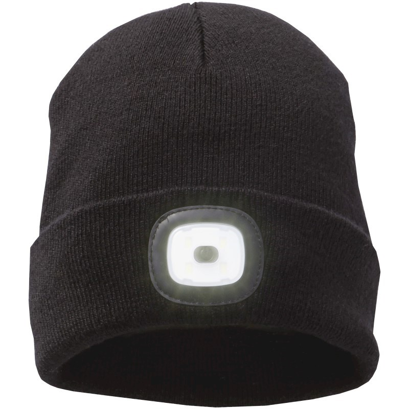 Mighty beanie met LED verlichting