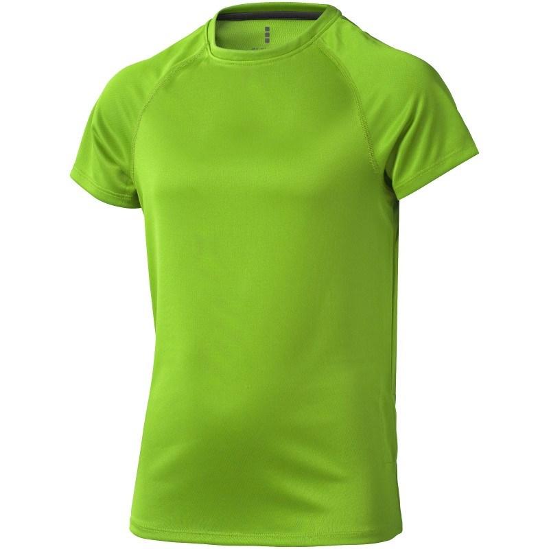 Niagara cool fit kinder t-shirt met korte mouwen