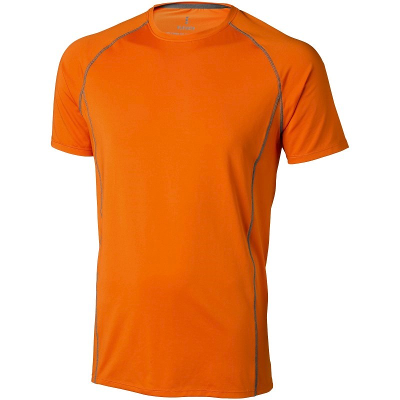 Kingston cool fit heren t-shirt met korte mouwen