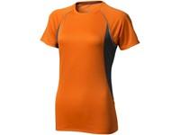Quebec cool fit dames t-shirt met korte mouwen