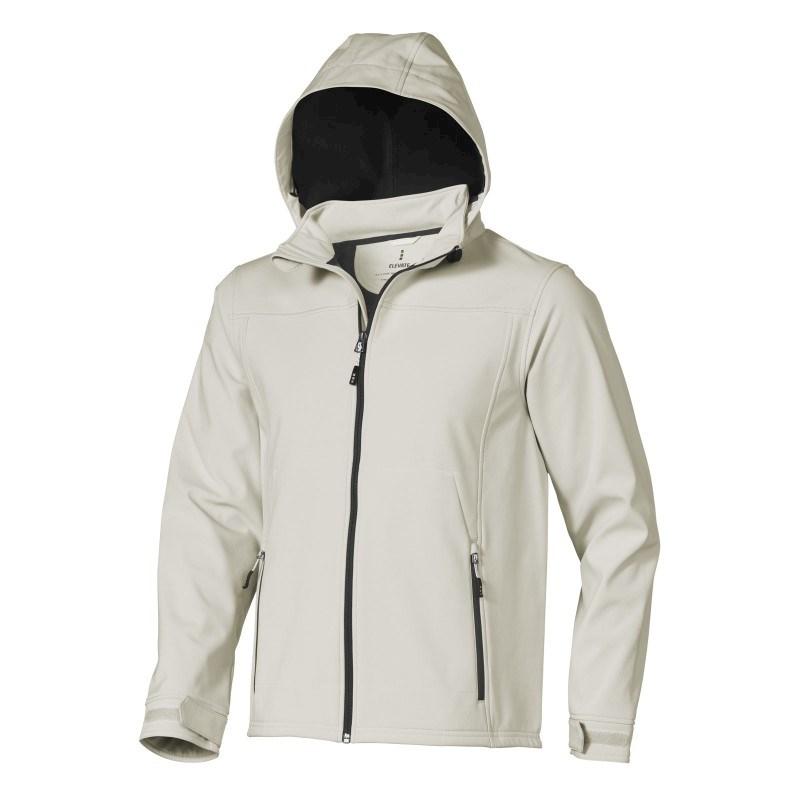 Langley softshell heren jas