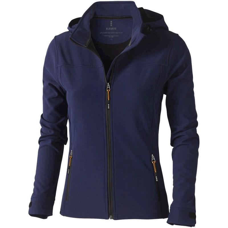 Langley softshell dames jas