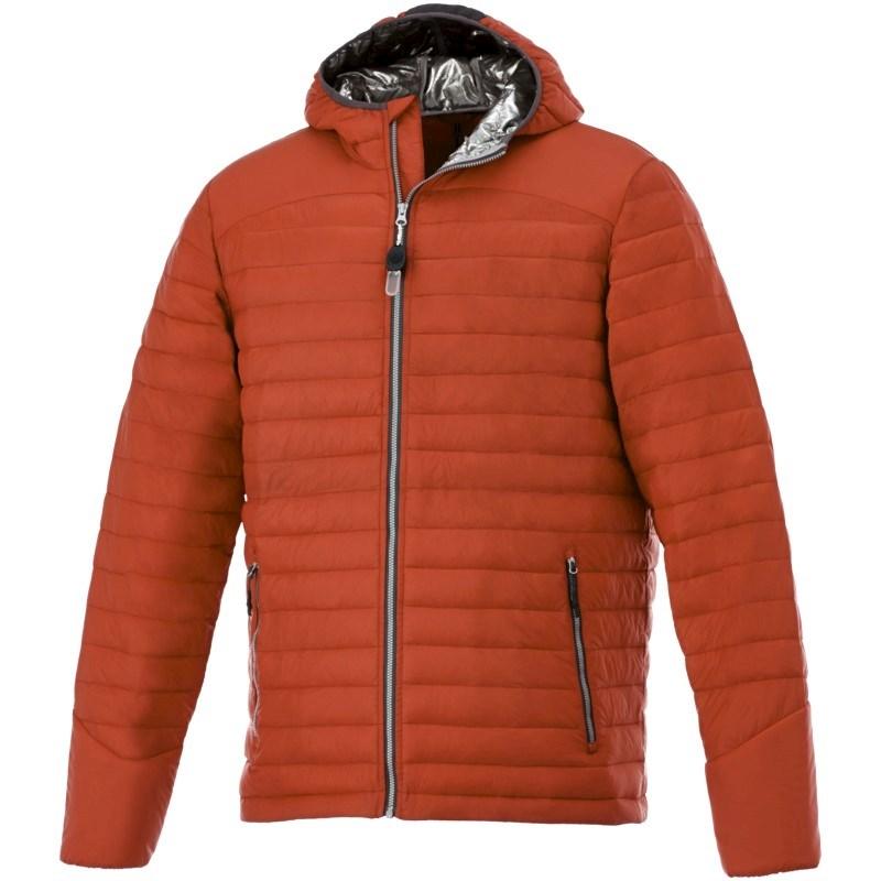 Silverton geïsoleerde opvouwbare heren jas