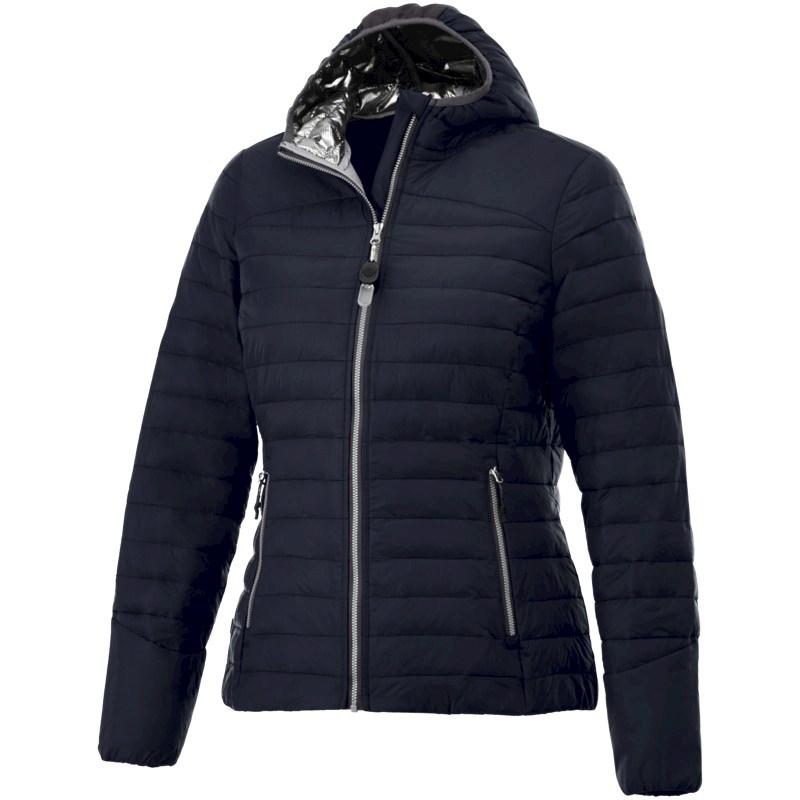 Silverton geïsoleerde opvouwbare dames jas