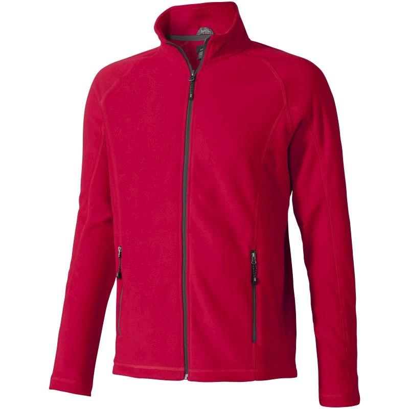 Rixford fleece heren jas met ritssluiting