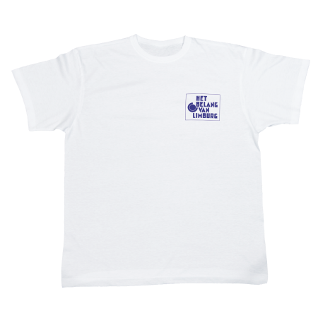 T-shirt 150 gr/m2 wit - S