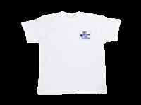 T-shirt 150 gr/m2 wit - L