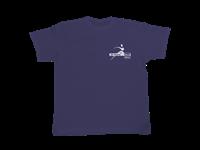 T-shirt 150 gr/m2 gekleurd - S
