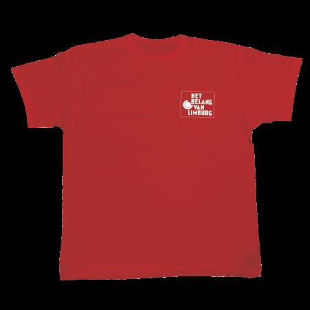 T-shirt 150 gr/m2 gekleurd - M