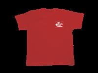 T-shirt 150 gr/m2 gekleurd - XL