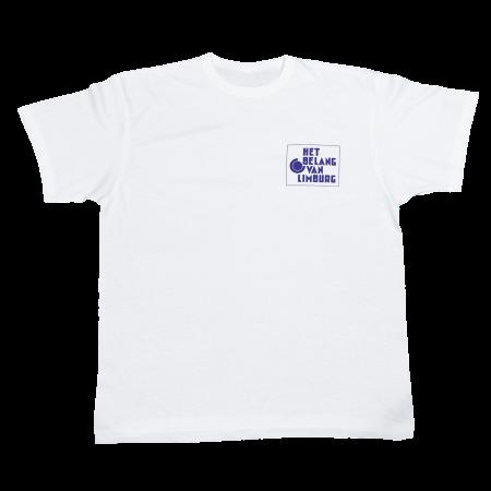 T-shirt 180 gr/m2 wit - S