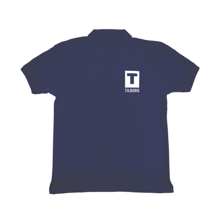 Poloshirt 180 gr/m2 gekleurd - S
