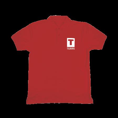 Poloshirt 180 gr/m2 gekleurd - M