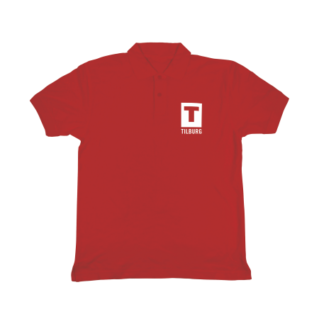 Poloshirt 180 gr/m2 gekleurd - L