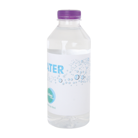 Ronde waterfles 330 ml