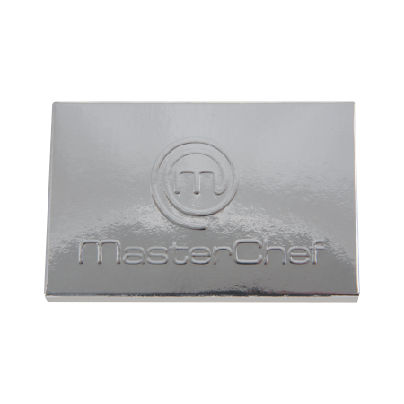 Creditcard chocolade tablet