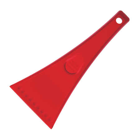 IJskrabber transparant