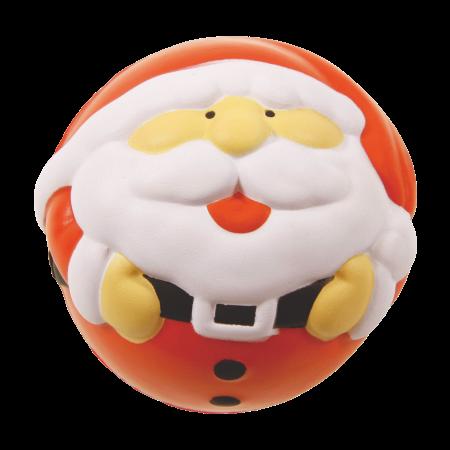 Anti-stress Kerstman