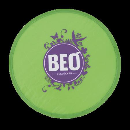 Nylon opvouwbare frisbee