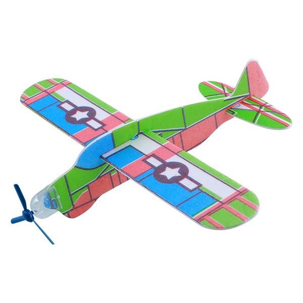 Foam vliegtuig