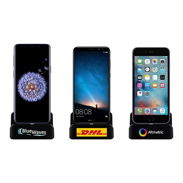 oplader/standaard telefoon