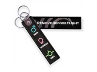 Remove before flight sleutelhanger