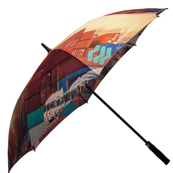 Full colour paraplu 30 inch