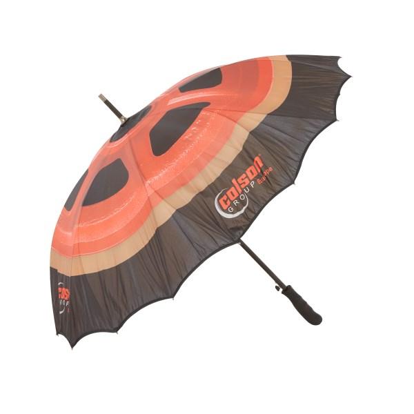 Paraplu full colour one piece !