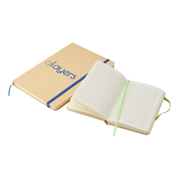 A5 Kraft papier notitieboekje