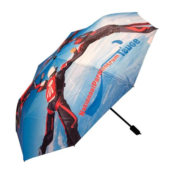 Opvouwbare paraplu 3 delig
