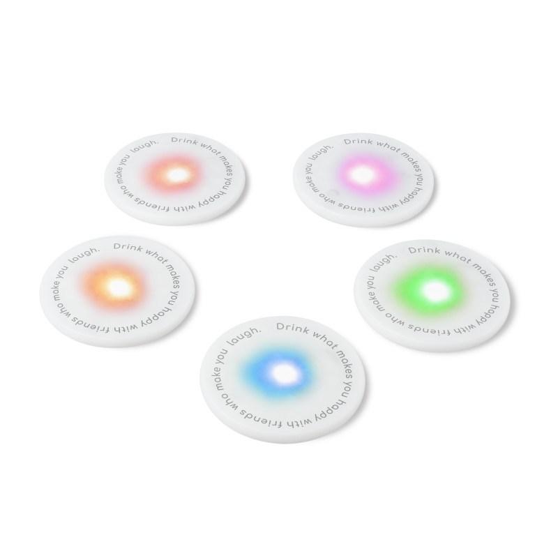 LED-onderzetters