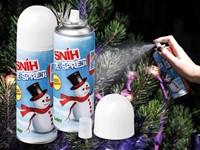 SNOWMAKER ,Decoratieve sneeuwnevel. Capaciteit 110 ml.