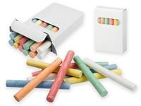 CREATIVE, kleurkrijtjes, 12 stuks