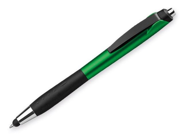 LORETA, kunststof balpen - touch pen, blauwschrijvend