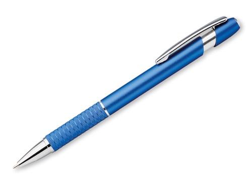 LORIN, metalen balpen, blauwschrijvend