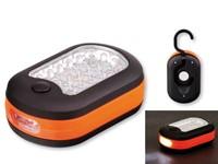 CAMPER, zaklamp 24x3 LED en magneet