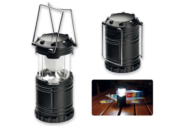 LANTERN, kunststof camping lampje