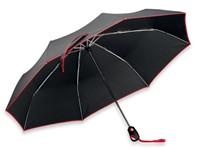 DRIZZLE, opvouwbare paraplu met open/close systeem
