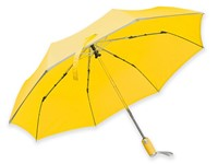 UMA, stormparaplu, opvouwbaar met open/close systeem, SANTINI