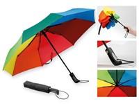 MEDLEY, stormparaplu, opvouwbaar met open/close systeem