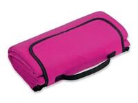 PAT, picknickdeken fleece, waterafstotende onderlaag, 160 g/m9