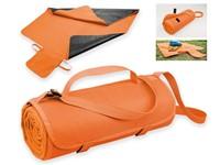 FLEECE, picknickdeken fleece, waterafstotende onderlaag, 160 g/m15