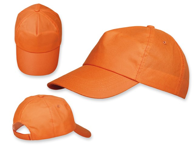 POMPO, baseball cap, non-woven