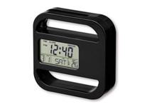 RAMOS, pennenstandaard met klok